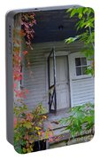 Back Porch Door Portable Battery Charger
