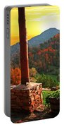 Back Porch Paradise Portable Battery Charger