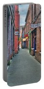 Back Street Love Portable Battery Charger