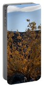 Backlit Desert Foliage Portable Battery Charger