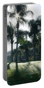 Backlit Palms Portable Battery Charger
