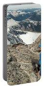 Backpacker Descending Needle Peak Portable Battery Charger