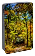 Backroads Of The Great Smoky Mountains National Park Portable Battery Charger