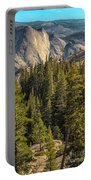Backroads Of Yosemite Portable Battery Charger