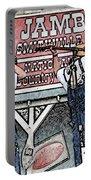 Backwards Bluegrass Portable Battery Charger