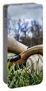 Backyard Baseball Memories Portable Battery Charger