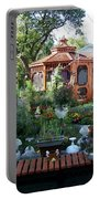 Backyard Garden Portable Battery Charger