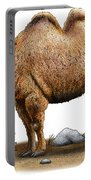 Bactrian Camel Portable Battery Charger
