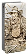 Bad Times Pilgrim Gotta Be Ready Portable Battery Charger