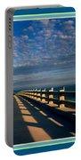 Bahia Honda Bridge In The Florida Keys Portable Battery Charger