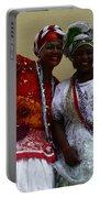 Bahian Ladies Of Salvador Brazil 3 Portable Battery Charger