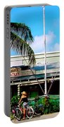 Bait And Tackle Key West Portable Battery Charger