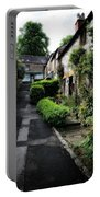 Bakewell Country Terrace Houses - Peak District - England Portable Battery Charger