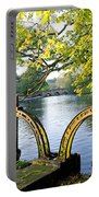 Bakewell Weir Sluice Gates Portable Battery Charger