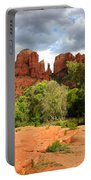 Balance At Cathedral Rock Portable Battery Charger