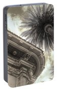 Balboa Park Palm Tree Portable Battery Charger