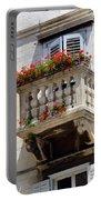 Balcony In Split Croatia Portable Battery Charger