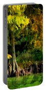 Bald Cypress 2 - Digital Effect Portable Battery Charger