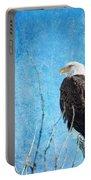 Bald Eagle Blues Portable Battery Charger