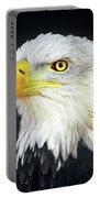 Bald Eagle Hailaeetus Leucocephalus Wildlife Rescue Portable Battery Charger