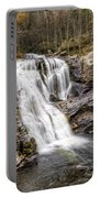 Bald River Waterfall Portable Battery Charger