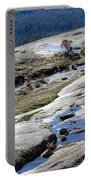 Bald Rock Lookout Portable Battery Charger