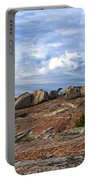 Bald Rock Panorama Portable Battery Charger