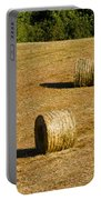 Bales In The Golden Hour Portable Battery Charger