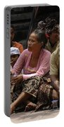 Bali Indonesia Proud People 3 Portable Battery Charger