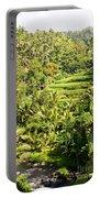 Bali Sayan Rice Terraces Portable Battery Charger