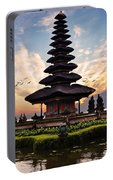 Bali Water Temple 2 Portable Battery Charger