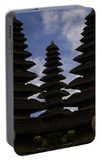 Bali Water Temple Portable Battery Charger