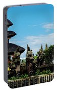 Bali Wayer Temple Portable Battery Charger