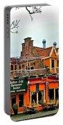 Balkan Restaurant In Enkhuizen-netherlands Portable Battery Charger