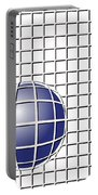 Ball In The Net Portable Battery Charger