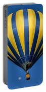 Balloon And The Moon Portable Battery Charger