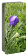 Balloon Flower Ready To Launch Portable Battery Charger