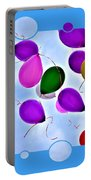 Balloon Frenzy Portable Battery Charger