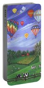 Balloon Race One Portable Battery Charger