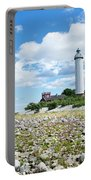 Baltic Sea Lighthouse Portable Battery Charger