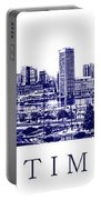 Baltimore Blueprint Portable Battery Charger