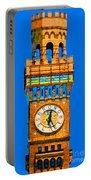 Baltimore Clock Tower Portable Battery Charger