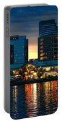 Baltimore Harborplace Light Street Pavilion Portable Battery Charger