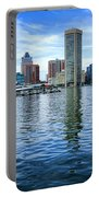Baltimore On The Water Portable Battery Charger