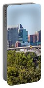 Baltimore Skyline Portable Battery Charger