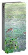 Bambi And The Twins  Portable Battery Charger
