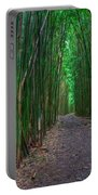 Bamboo Bliss Portable Battery Charger