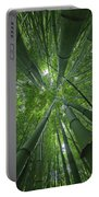 Bamboo Forest 1 Portable Battery Charger