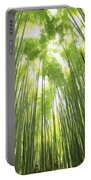 Bamboo Forest 5 Portable Battery Charger
