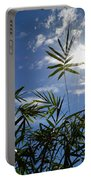 Bamboo Under The Sun Portable Battery Charger